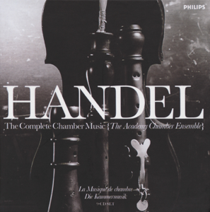 Academy of St. Martin in the Fields - Handel: Complete Chamber Music