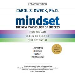 Mindset: The New Psychology of Success (Unabridged)