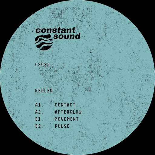 Contact - EP by Kepler