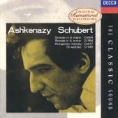 Vladimir Ashkenazy - Schubert: Hungarian Melody in B minor, D.817