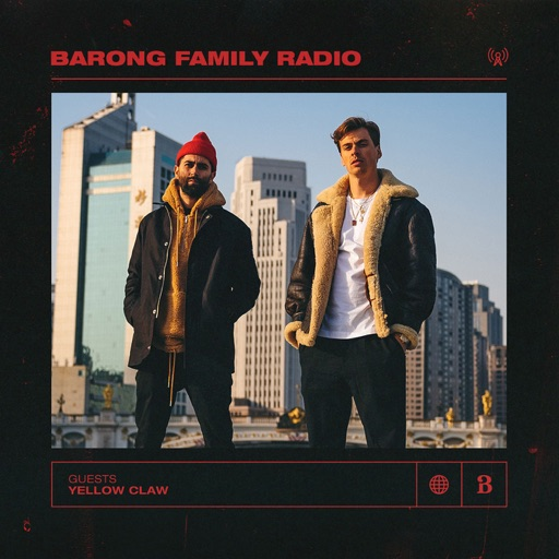 Cover image of Barong Family Radio