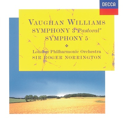 Vaughan Williams: Symphonies Nos. 3 & 5 - London Philharmonic Orchestra