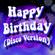 Happy Birthday (Disco Version) - Happy Birthday
