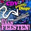 Wij Gaan Feesten (feat. Feestdj Diego) - Single