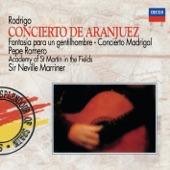 Angel Romero - Rodrigo: Concierto Madrigal for 2 Guitars and Orchestra - Arieta (Andante nostalgico)