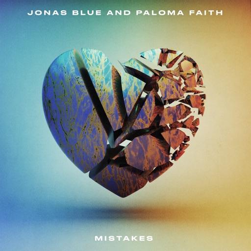 Art for Mistakes by Jonas Blue & Paloma Faith