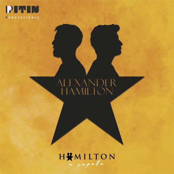 Alexander Hamilton (feat. Carlos Salgado, Manu Pilas, Ángel Padilla, Lydia Fairen, Hector Otones, Judit Tobella & Andrea Bayardo) - Single