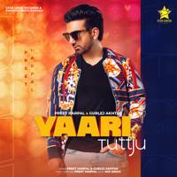 Preet Harpal - Yaari Tutt Ju (feat. Gurlez Akhtar) - Single artwork