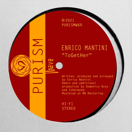 Together - EP by Enrico Mantini