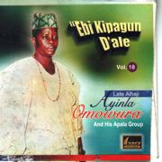 Ebi Kipagun D'ale, Vol. 18 - Ayinla Omowura and His Apala Group