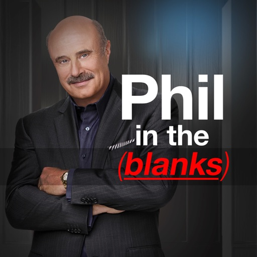 Cover image of Phil in the Blanks
