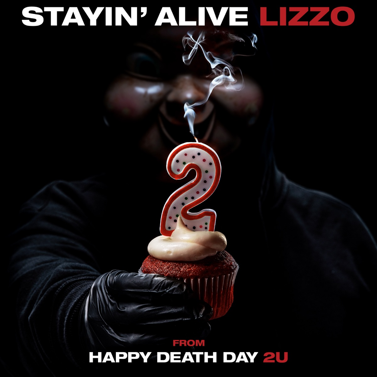 Stayin Alive From Happy Death Day 2U - Single Lizzo CD cover