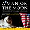 Andrew Chaikin & Tom Hanks - A Man on the Moon  artwork
