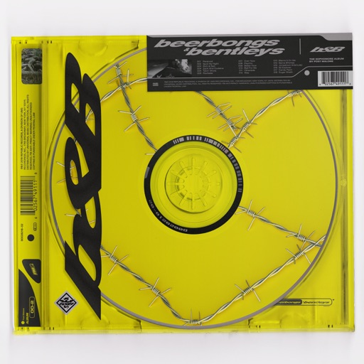 Art for Better Now by Post Malone