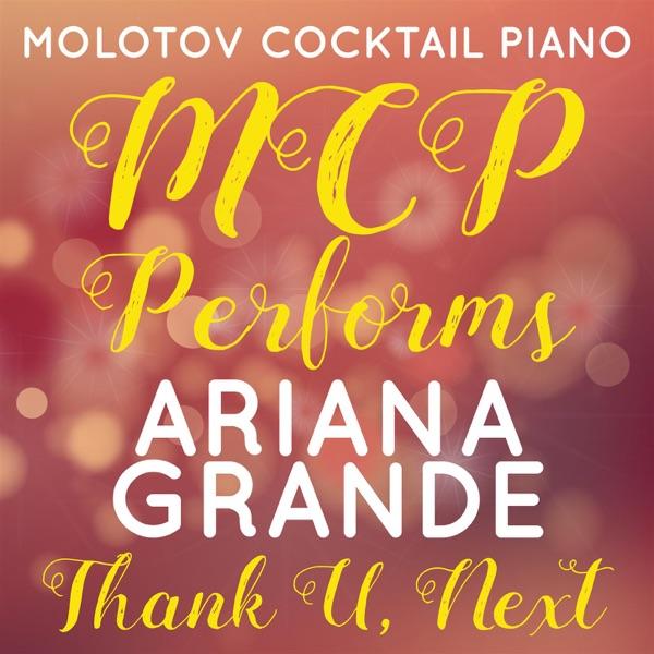 MCP Performs Ariana Grande: Thank U, Next (Instrumental)