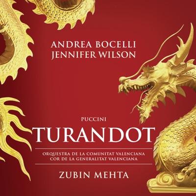 Puccini: Turandot - Andrea Bocelli