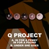 In for a Penny in for a Pound / Under She Goes - Single ジャケット写真