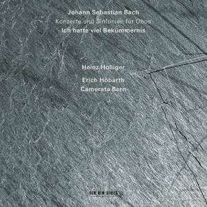 Heinz Holliger, Camerata Bern & Erich Höbarth - Bach: Ich hatte viel Bekümmernis