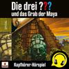 Die drei ??? - und das Grab der Maya (Kopfhörer-Hörspiel) Grafik