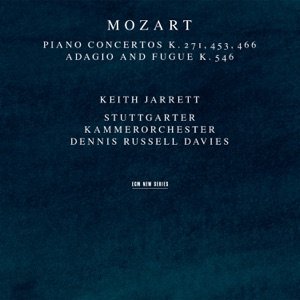 Mozart: Piano Concertos K. 271, 453, 466 - Adagio and Fugue K. 546