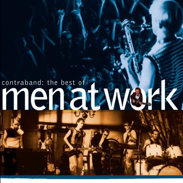 Men At Work mit Down Under