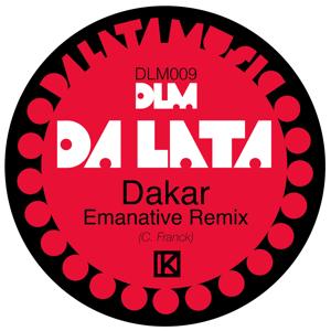 Da Lata & Emanative - Dakar (Emanative Remix)