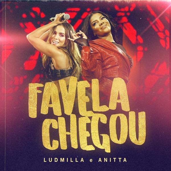 Favela Chegou (Ao Vivo) - Single