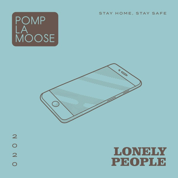 Lonely People - Single