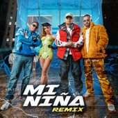 Mi Niña (feat. Anitta & Los Legendarios) [Remix] - Wisin, Myke Towers & Maluma