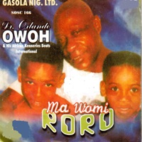 Dr. Orlando Owoh & African Kenneries Beats International - Ma Womi Roro