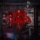 MAD QUALIA (Japanese Version) - HYDE Cover Art