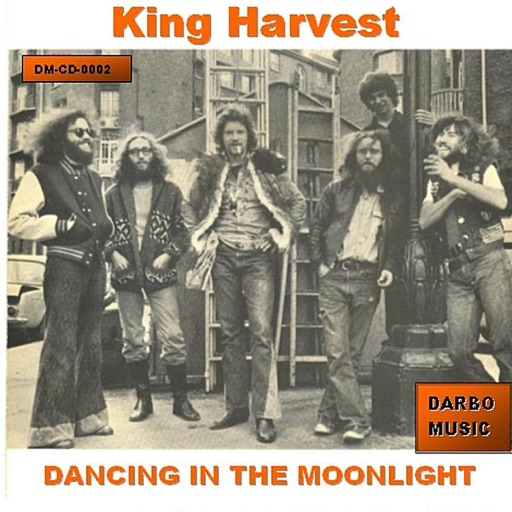 Art for Dancing In The Moonlight by King Harvest
