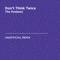 Don't Think Twice (Hikaru Utada) - The Punkens Letras