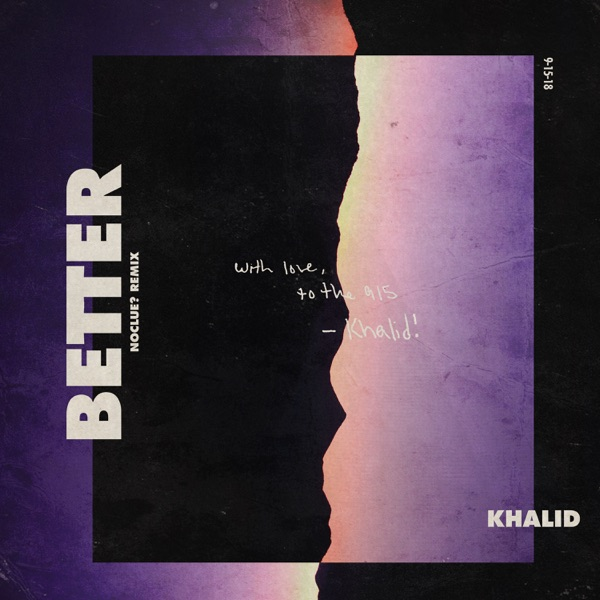 Better (noclue? Remix) - Single