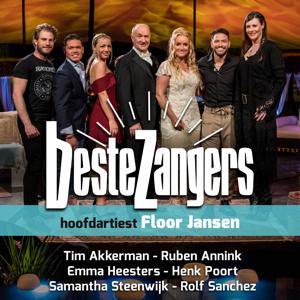 Verschillende artiesten - Beste Zangers Seizoen 12 (Aflevering 4 - Hoofdartiest Floor Jansen) - EP