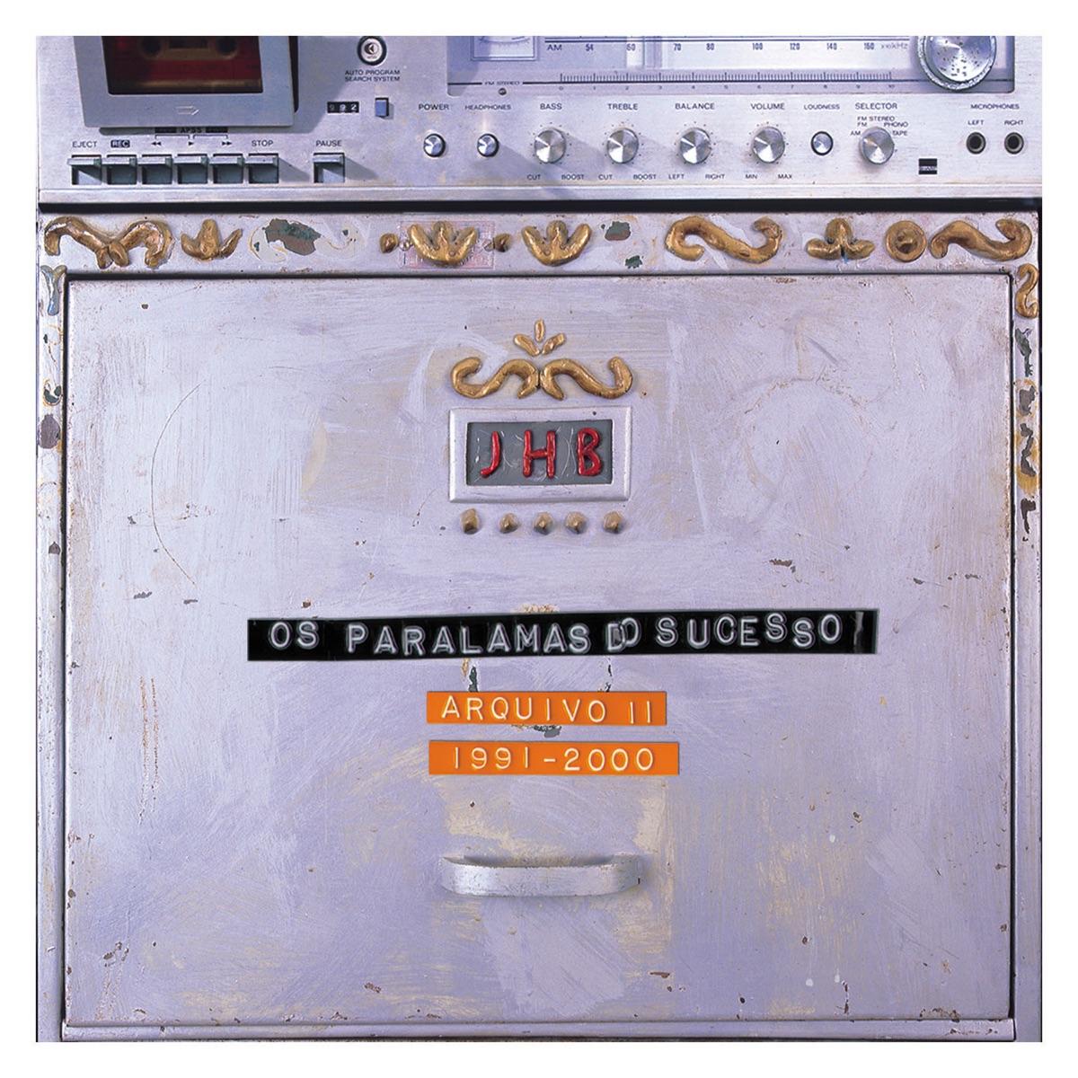 cd paralamas do sucesso arquivo 2