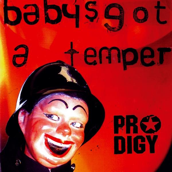 Baby's Got a Temper - Single