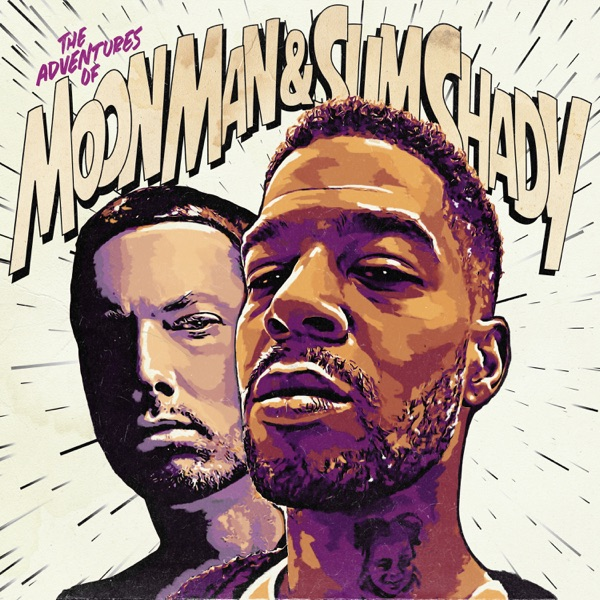 The Adventures of Moon Man & Slim Shady - Single