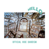 Official髭男dism - HELLO アートワーク