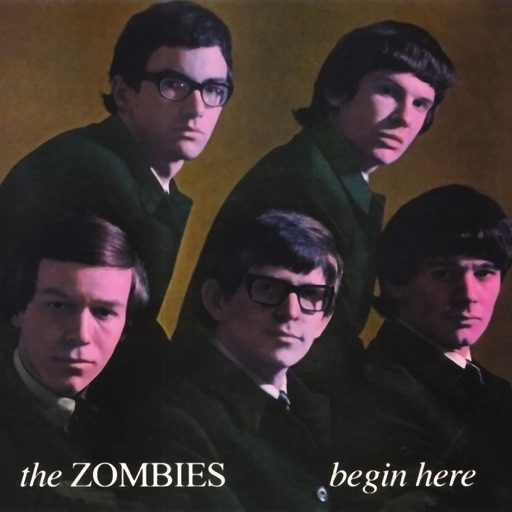 Art for She's Not There by The Zombies