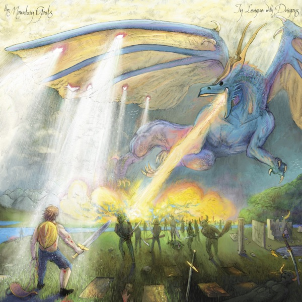 The Mountain Goats - In League with Dragons album wiki, reviews