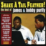 James & Bobby Purify - You Can't Keep a Good Man Down