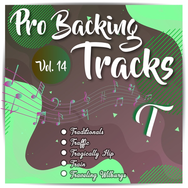 Pro Backing Tracks T, Vol.14 (Karaoke Instrumental Version)