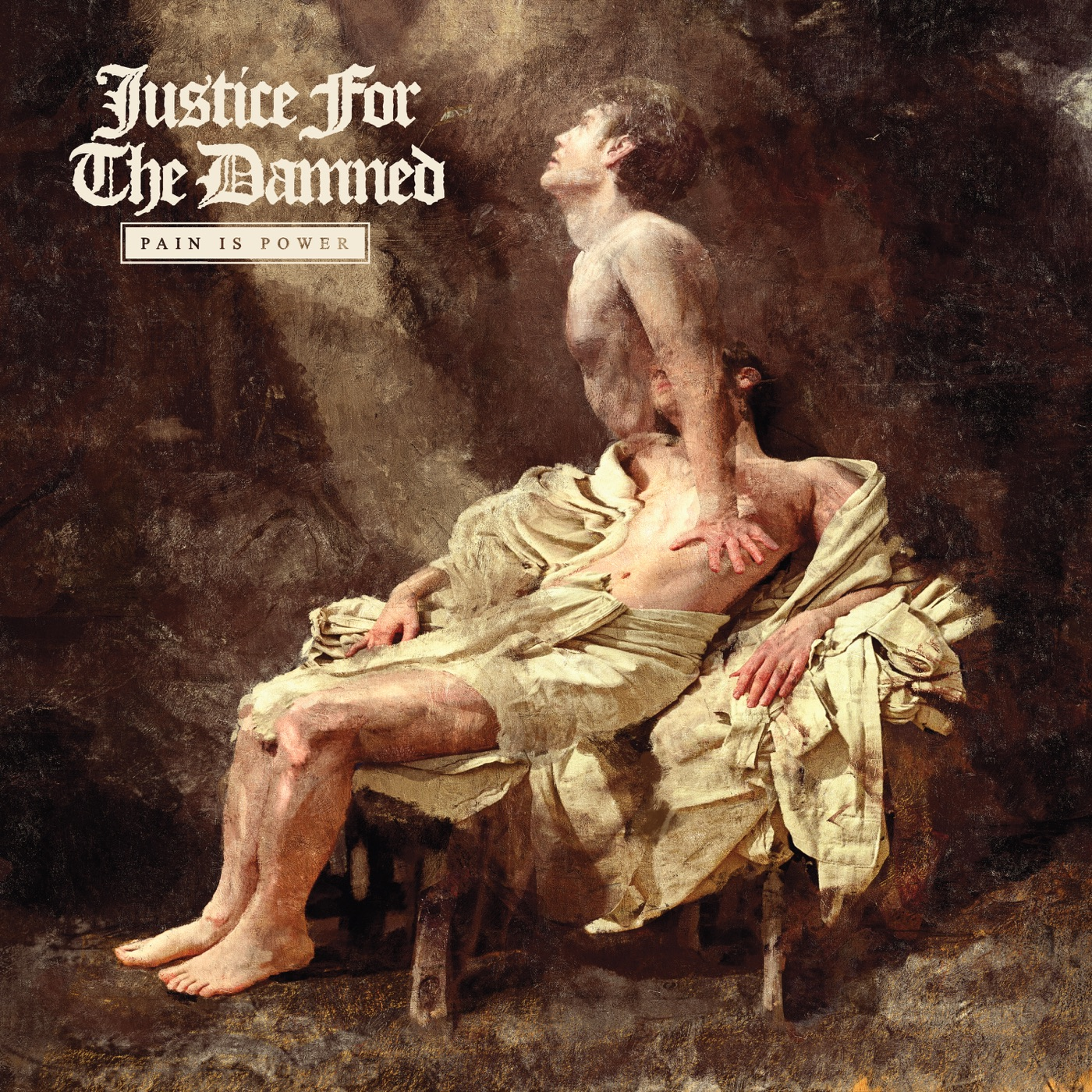 Justice For The Damned - Guidance From The Pain [single] (2020)