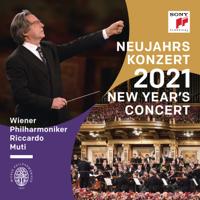 Riccardo Muti & Wiener Philharmoniker - Neujahrskonzert 2021 / New Year's Concert 2021 artwork