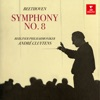 Beethoven: Symphony No. 8, Op. 93 - EP, André Cluytens & Berlin Philharmonic