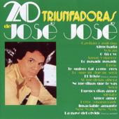 20 Triunfadoras de José José - José José Cover Art