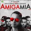 Amiga Mía Remix feat Zion Lennox Justin Quiles Alkilados Single