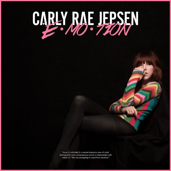 Carly Rae Jepsen - Emotion (Deluxe Expanded Edition)