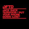 Jack Back - Survivor artwork